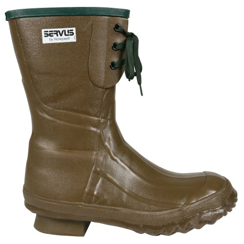 Servus Men's Insulated Rubber Lace PAC Boot - 7 - Olive