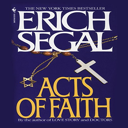 Acts of Faith audiobook cover art