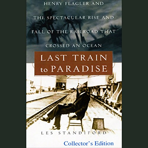 Last Train to Paradise cover art