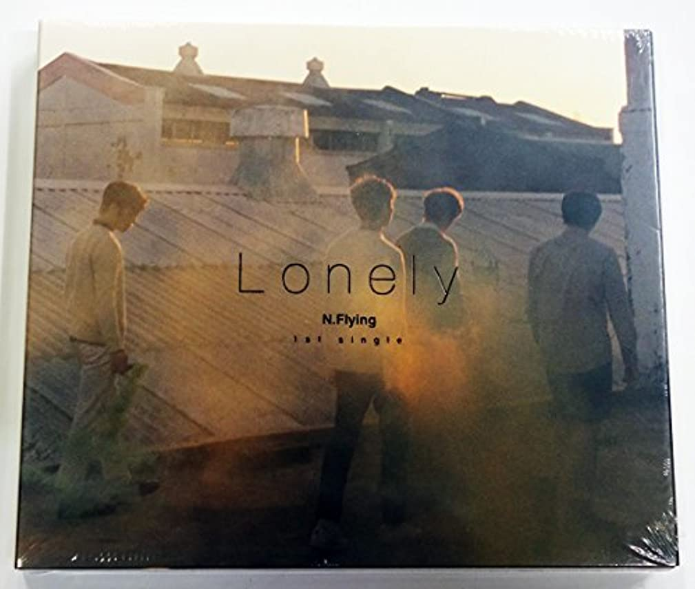 N.FLYING NFLYING - Lonely (1st Single) CD + Photo Booklet