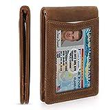 Best Front Pocket Wallets For Men - Vemingo Front Pocket Wallet for Men RFID Blocking Review