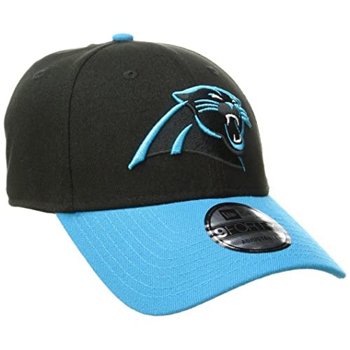 New Era The League Carolina Panthers Team - Cappello da Uomo, Colore Multicolore, Taglia OSFA