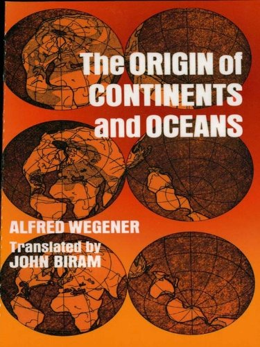 The Origin of Continents and Oceans (Dover Earth Science) (English Edition)
