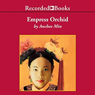 Empress Orchid audiobook cover art
