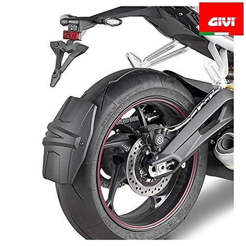 GIVI RM6412KIT speziell für zusätzlichen Spritzschutz RM01, RM02 Triumoh Street Triple 765 (17-18)