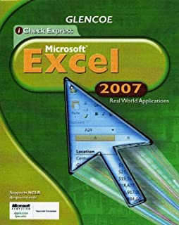iCheck Series, Microsoft Office Excel 2007, Real World Applications, Student Edition (ACHIEVE MICROSOFT OFFICE 2003)