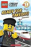 LEGO City: Ready for Takeoff! (Level 1) (English Edition)