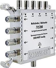 SCHWAIGER -5200- Multischalter 5