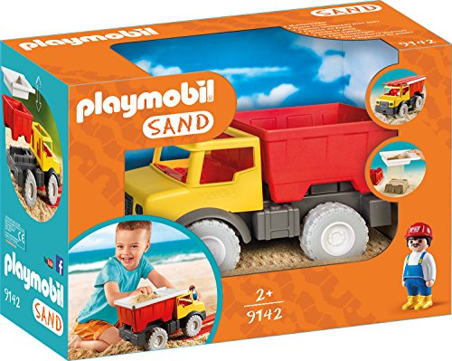PLAYMOBIL Sand 9142 Muldenkipper, Ab 2 Jahren