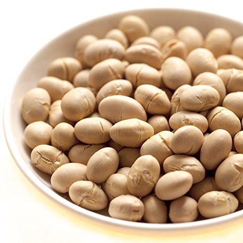 大豆 素煎り大豆 1㎏(500gパック 2袋入り)無塩・無植物油
