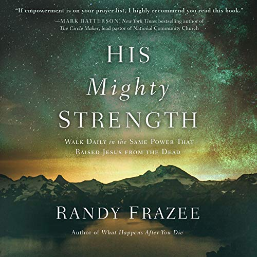 His Mighty Strength cover art