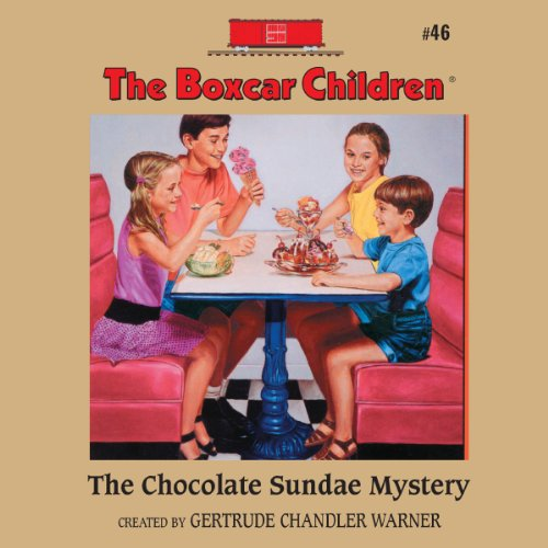 The Chocolate Sundae Mystery cover art