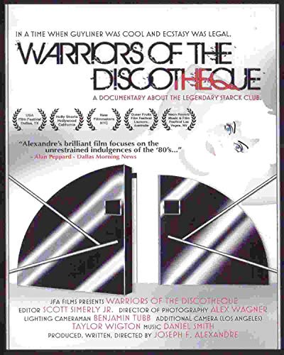 Price comparison product image Warriors of the Discotheque