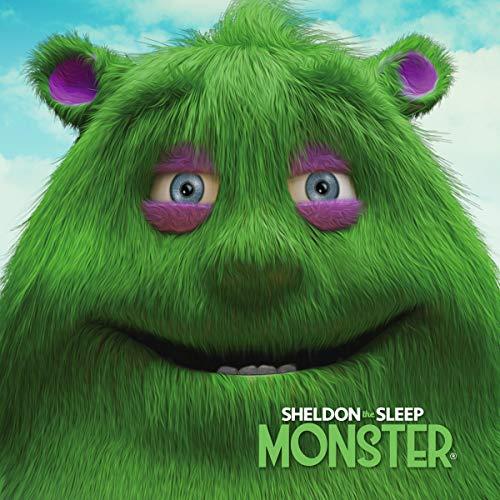Sheldon the Sleep Monster audiobook cover art