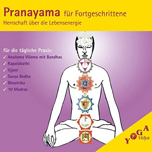 Pranayama für Fortgeschrittene Titelbild