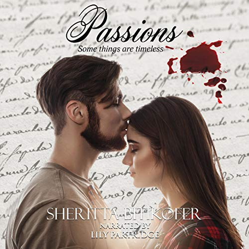 Passions audiobook cover art