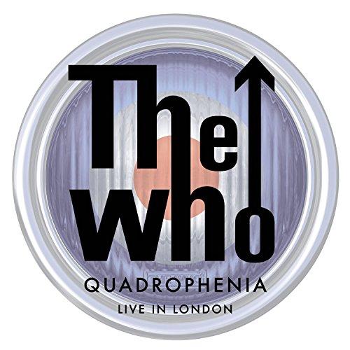 Who the - Quadrophenia-Live (S. Delu ( Blu Ray)