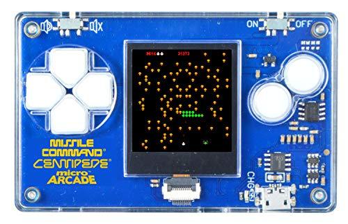 Micro Arcade Atari Series 1 - Missile Command & Centipede