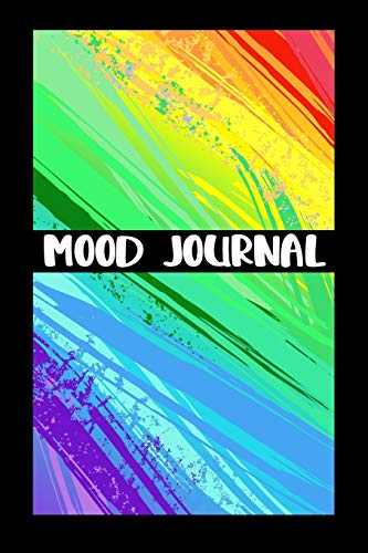 Mood Journal: Weekly Reflection On Moods A Self Help Resource With Prompts