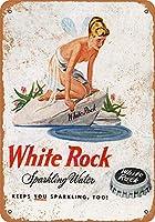 1947ホワイトロックスパークリングウォーターコレクティブルウォールアート