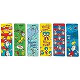 Raymond Geddes Tab Bookmark Dr. Seuss Plastic Tab Bookmark 48/Pack (70416)