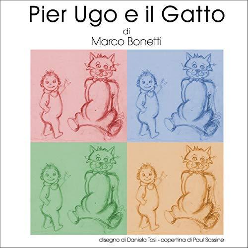 Pier Ugo e il gatto copertina