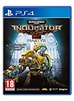 Warhammer 40K Inquisitor Martyr (PS4) (輸入版)
