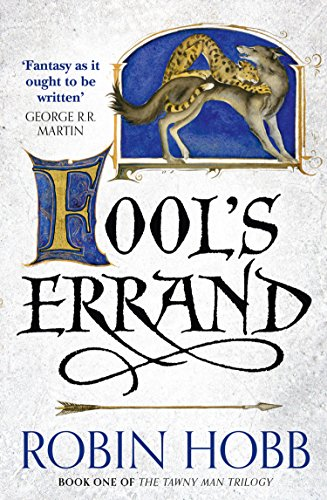 Cover of Fool's Errand