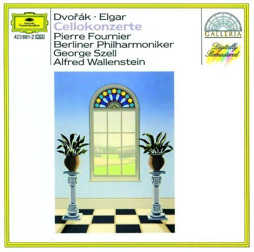 Pierre Fournier, Berliner Philharmoniker, George Szell & Alfred Wallenstein