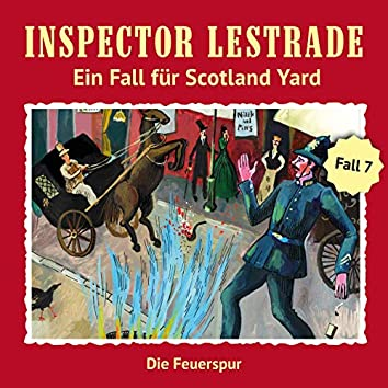 Ein Fall für Scotland Yard,Fall 7: Die Feuerspur