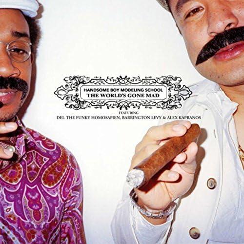 Handsome Boy Modeling School feat. Del The Funky Homosapien, Alex Kapranos & Barrington Levy