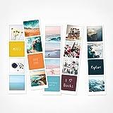 PICKMOTION Best-sellers   Set de 5 Picktotons – Fotos de Instagrameurs / Instagrameosas, marcadores ...
