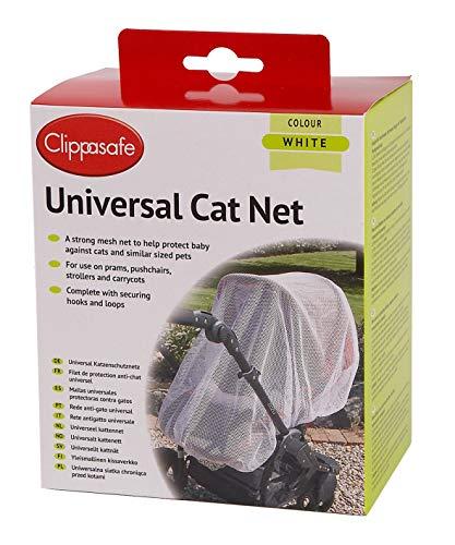 Clippasafe - Mosquitera para cochecito, tamaño universal