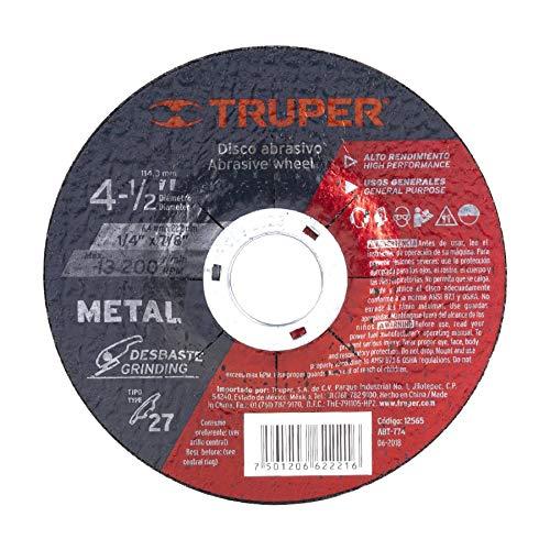 Esmeriladora 4 Discos  marca TRUPER