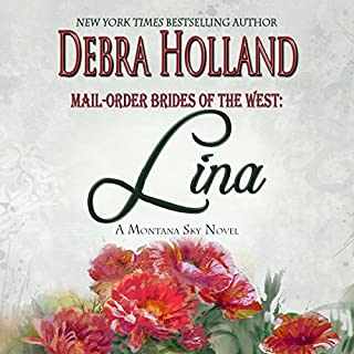Mail-Order Brides of the West, Book 4: Lina audiobook cover art