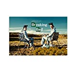 WSDSX 2 Breaking Bad Poster und Drucke, Leinwand,