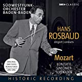 Hand Rosbaud Conducts Mozart
