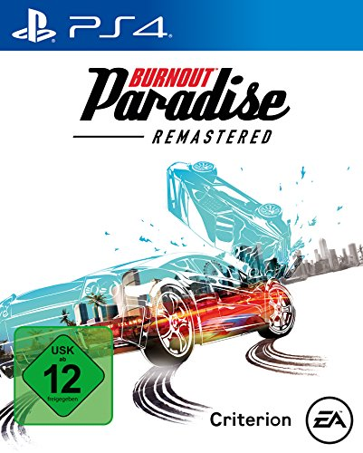Burnout Paradise Remastered - PlayStation 4 [Edizione: Germania]