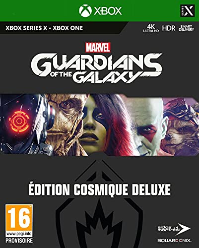 Marvel'S Guardians Of The Galaxy: Édition Cosmique Deluxe (Xbox Series X)