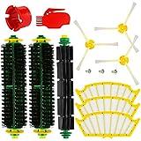 POWER-XWT 500 Serie Reemplace los Accesorios de la aspiradora para iRobot Roomba Serie 500 520 530 531 550 552 560 561 562 510 505 Piezas de Repuesto Filtro