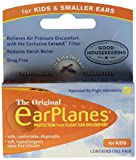 Earplanes Childrens Ear Plugs Disposable For Flight Sound Noise And...