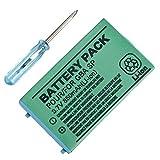 Link-e ® - bateria de repuesto para la consola portátil Nintendo GBA SP (destornillador incluido)