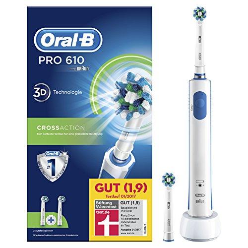 Oral-B Pro 610 Elektrische tandenborstel