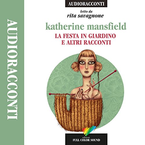 La festa in giardino e altri racconti audiobook cover art