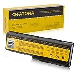 PATONA Batería para Laptop / Notebook Toshiba Equium P200 - Satellite L350 | L350D | L355 | P200 | P200D | P205 | P205D | P300 | P300D | P305 | P305D - Satellite Pro L350 | Pro P200 | Pro P300 | X200 | X205 - Equium L350D-11D | P300-16T | P300-19O | L350-S1001X y mucho más... - [ Li-ion; 6600mAh; negro ]