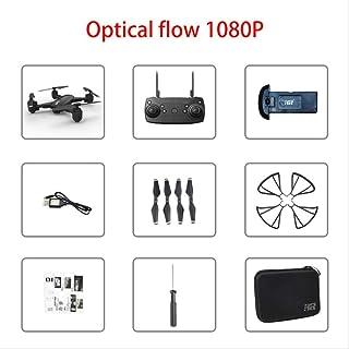 xiaozhu1218 Zumbido. Drone H1 GPS HD 1080p Posicionamiento Preciso Inteligente Gesto De Retorno Foto Quadcopter WiFi Transmisión RC Helicóptero Dron Flujo óptico 1080P