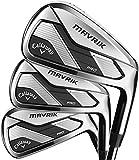 Callaway Golf 2020 Mavrik Pro Iron Set (Mano derecha, Acero, Regular, 4 plancha - PW)