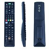 Telecomando di ricambio per Sony con Smart Funktion Lcd LED Plasma, funziona con tutti i televisori Sony, dal modello 2000 Remote Control telecomando (marca: Venton) (1 pezzo)