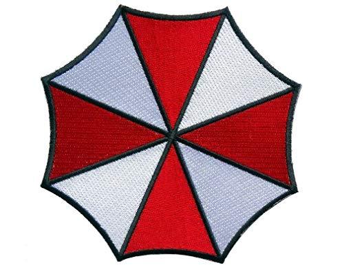 Titan One Europe - Tactical Umbrella Corporation Logo Resident Evil Jacket Cosplay Patch Tactique Écusson Brodé