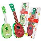Johouse Children Kids Toy Guitar,2 Set Cute Mini Fruit Guitar Musical Instrument...
